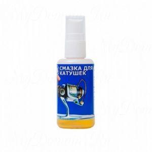 Смазка для катушек (масло) 50мл