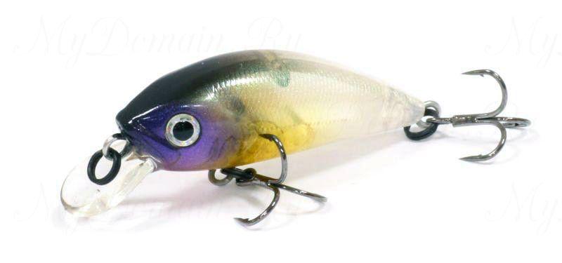 Воблер ASAKURA S.HORNET SR-F 031-цвет,3,5 см.,2,4 гр, заглубление 0,5-0,7 м.,