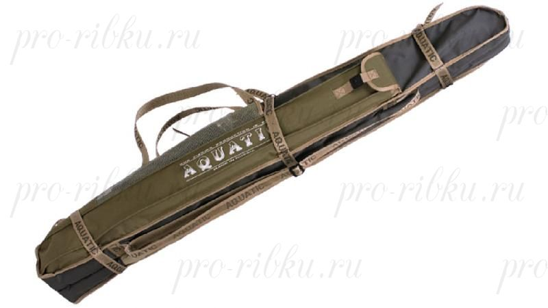 Чехол мягкий 2-х секционный AQUATIC Ч-10-145