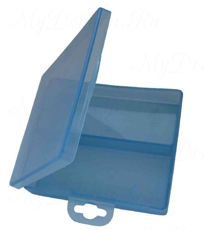 Коробка для микро джиг. и твистеров AQUATECH