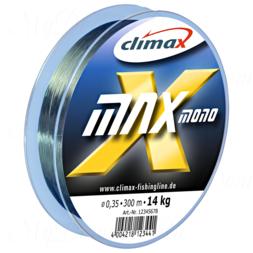 Леска Сlimax X-Max Mono (темно-зеленая) 100м 0,40мм 14,0 кг