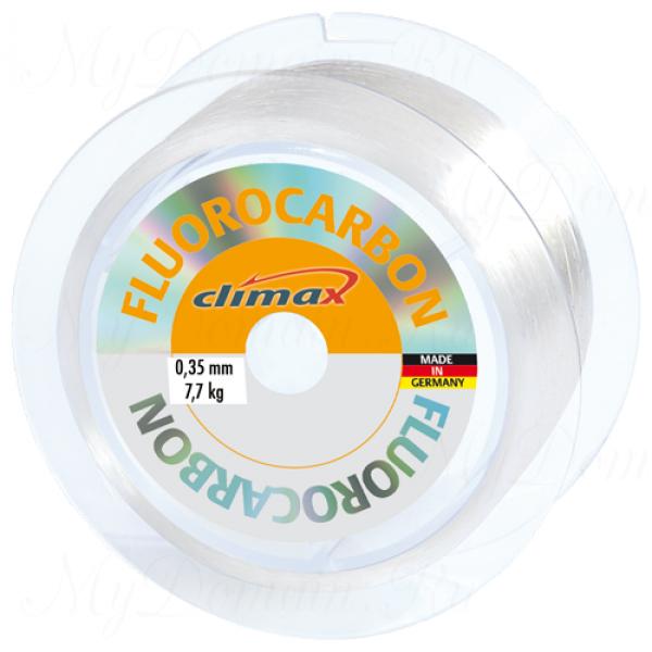 Леска Climax Fluorocarbon 0,20 мм 100 м 3,4 кг