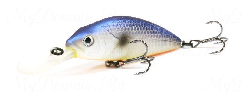 Воблер ASAKURA PERCH SR-F 606 - цвет, 8 см., 16,2 гр, заглубление 0,7 - 1,5 м.,