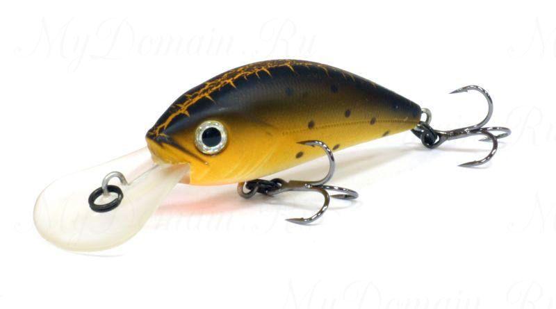 Воблер ASAKURA S.HORNET DR-SP 311-цвет, 3,5 см.,2,7 гр, заглубление 1,0-1,5 м.,