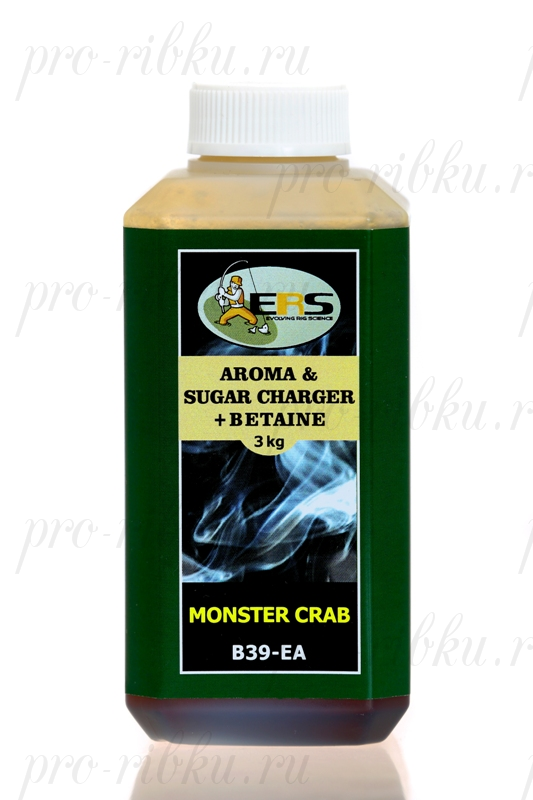 Ароматизатор-подсластитель ERS B39-ЕА monster crab, объем 250 мл
